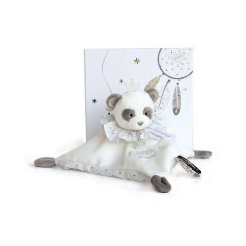 Doudou et Compagnie-Attrape rêve-Panda Doudou