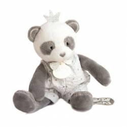 Doudou et Compagnie-Attrape rêve-Pantin Panda 20cm