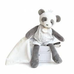 Doudou et Compagnie-Attrape rêve-Pantin Panda 26 cm