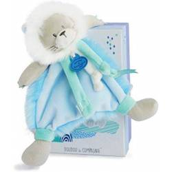 Attache Sucette Doudou et Compagnie Lion Artik Cool