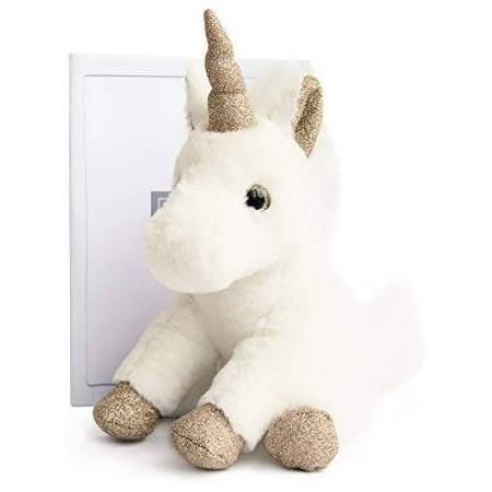 Histoire D'Ours-Licorne Or 23 cm