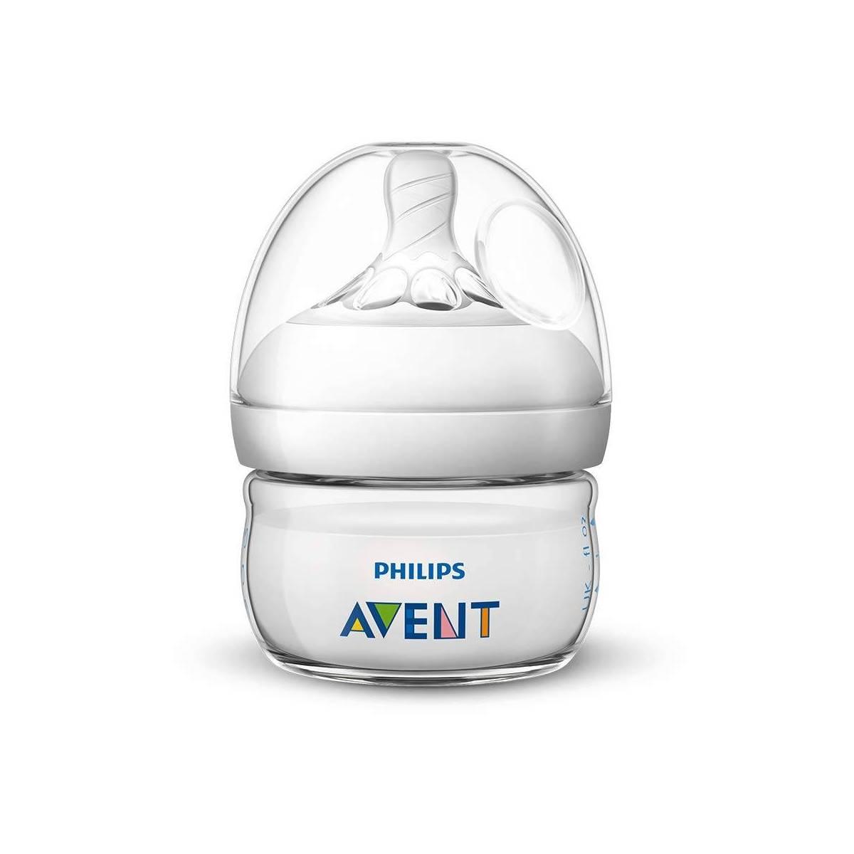 Philips Avent Biberon Natural Nouveau-Né 60 ml 0 Mois