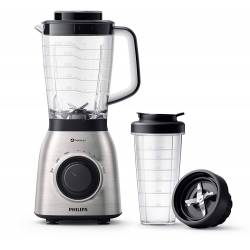 Philips HR3553/00 Blender 700 W, 2 liters, Métal