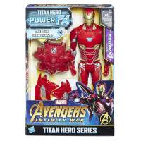 Figurine Iron Man - Avengers Infinity War – Titan Power FX