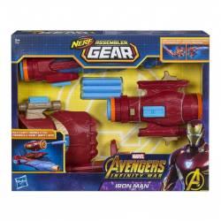 Marvel Avengers Infinity War - Nerf Assembler Gear - Iron Man
