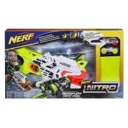 Nerf Nitro Aerofury Ramp Rage – Jeu de Cascade Petites Voitures