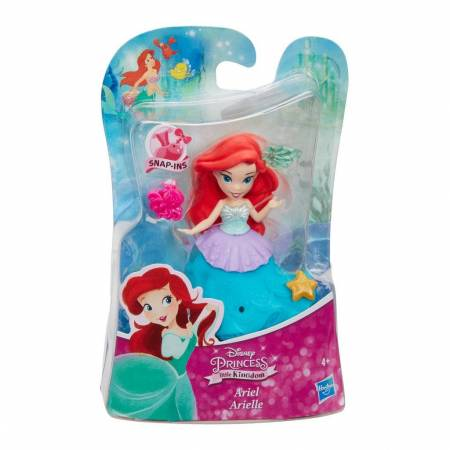Mini Poupée Disney Princess 10 cm