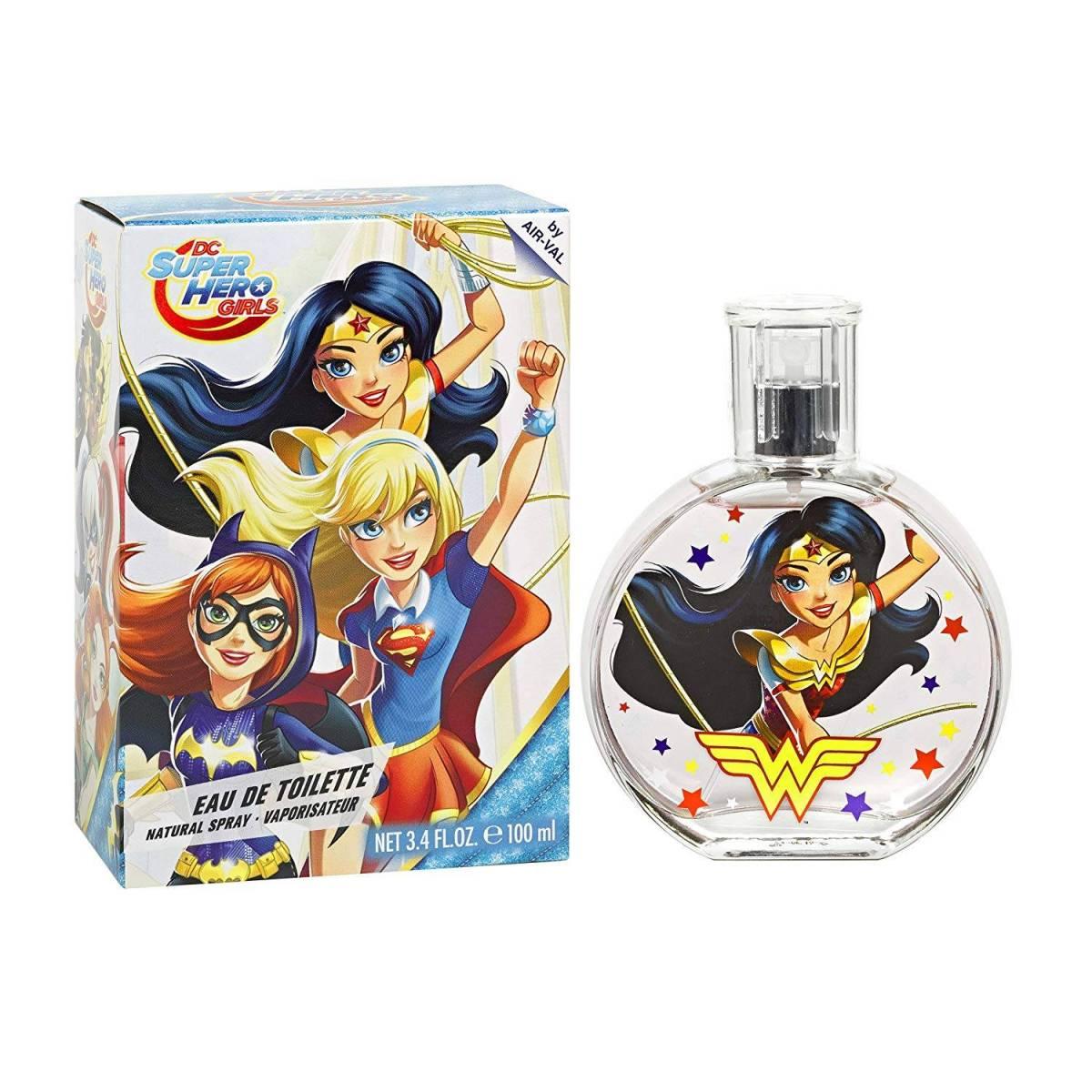 Parfum Fille DC Super Hero Girls - 100 ml - Eau de toilette