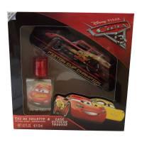 Coffret Parfum Garçon Cars Disney 30 ml + trousse