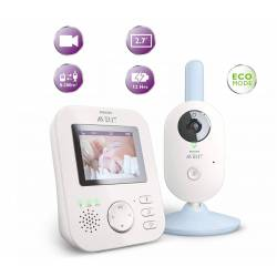 Philips Avent - Ecoute bébé Vidéo SCD835/26