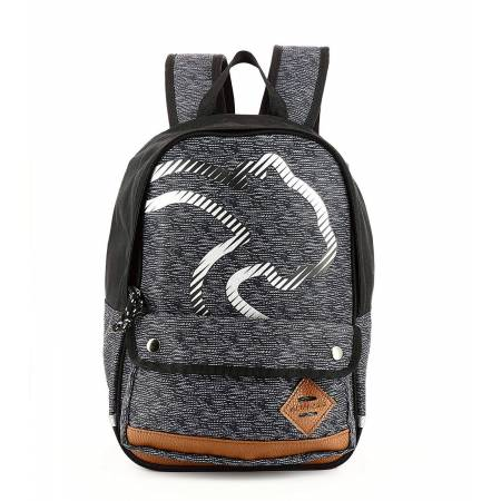 Airness - Sac Borne Souple Dryce - Gris Chiné