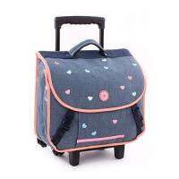 Cartable à Roulettes Milky Kiss Candy Shop - 32 cm