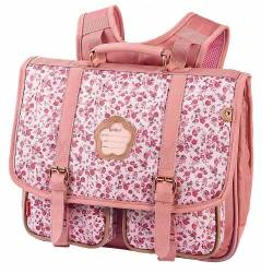 Cartable KICKERS Premium Rose Fille 38 cm