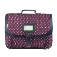 Cartable TANN'S 38 Fille Miki Bordeaux