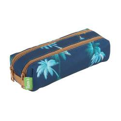 Trousse TANN'S Double Compartiments MOOREA Bleu