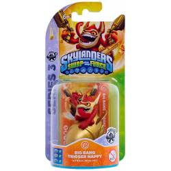 Figurine Skylanders : Swap Force - Big Bang Trigger Happy
