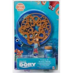 DORY - Set di bolle di sapone e frisbee