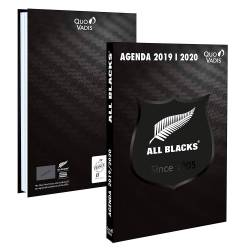Agenda Rugby All Blacks 2019-2020