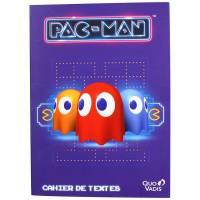 Cahier de Textes Quo Vadis Pac-Man