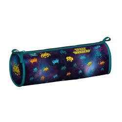Trousse Ronde Quo Vadis Space Invaders
