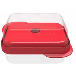 Lunch Box Tefal Set de 2 Boîtes Rectangulaire