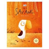 Livre Musical Dans la Savane