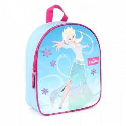 Sac à Dos Reine des Neiges Magical Moments 31 cm - Bleu