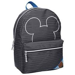 Backpack Mickey Peep 39 cm - Gray