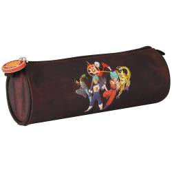 Trousse Dragon Ball Super Ronde - Bordeaux