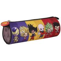 Trousse Dragon Ball Super Ronde - Gris