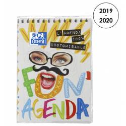 Agenda Oxford Fun 2019-2020 - 12x18