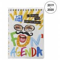 Agenda Oxford Fun 2019-2020 - 12x18