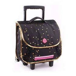 Cartable à Roulettes Milky Kiss We Livin'it - 38 cm