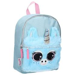 Sac à Dos Lulupop and The Cutiepies Fluffy and Sweet - Unicorn