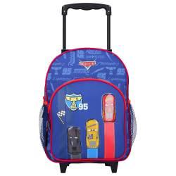 Cars Track Star Wheeled Backpack - 38 cm