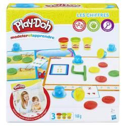 Pate à Modeler - Modeler et Apprendre Les Chiffres - Play-Doh