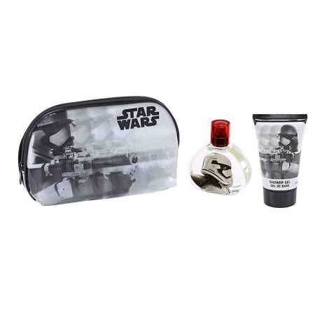Trousse de Toilette Star Wars Eau de Toilette et Gel Douche