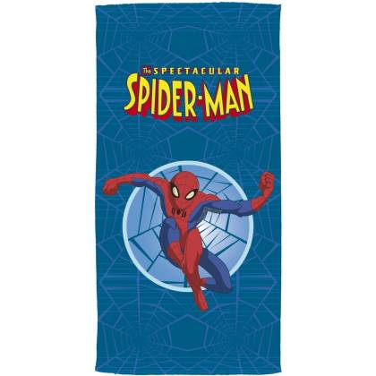 Drap de plage Spiderman