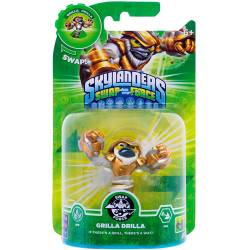 Figurine Skylanders Swap Force : Grilla Drilla