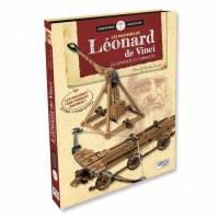 SASSI - Les Machines de Léonard de Vinci - Livres + 2 Maquettes