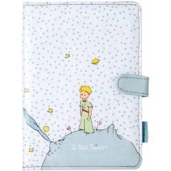 Protège carnet de santé étoilé Le petit Prince