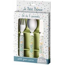 Set de Couverts Le Petit Prince - x3