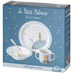 Coffret Repas Le Petit Prince - 4 Pièces