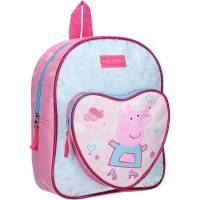 Sac à Dos Peppa Pig Roll With Me Rose - 31 cm
