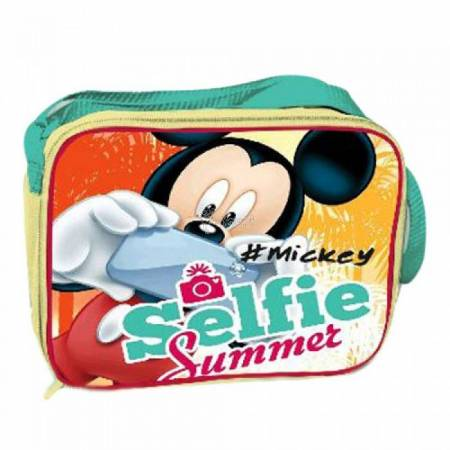 Mickey Mouse - Sac Repas Isotherme - Vert