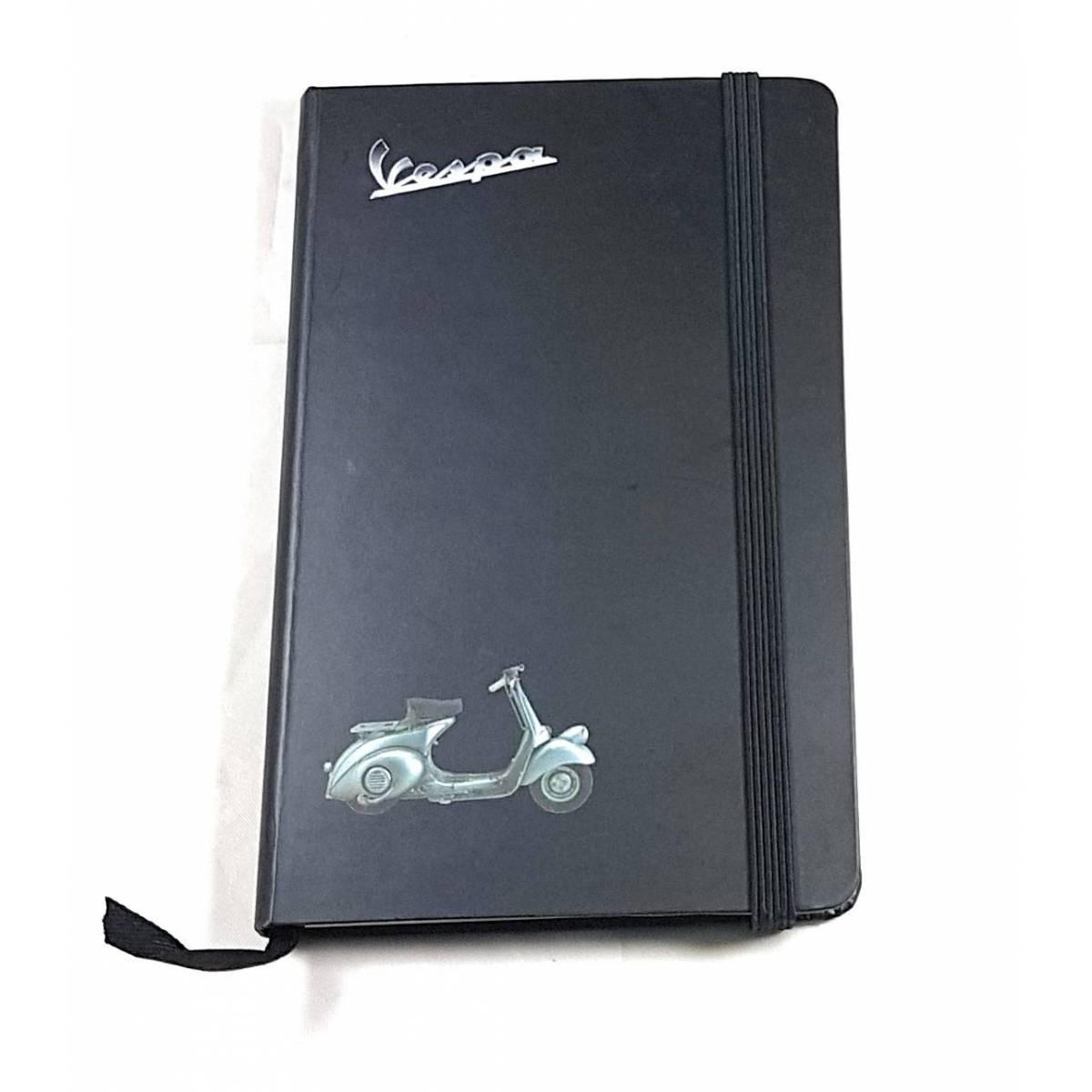 Vespa - Carnet de Notes - 7 x 11 cm