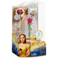Boite à Bijoux Rose Enchantée La Belle et la Bête