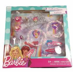 Barbie Dreamtopia - Coffret Bijoux - 9 Pièces
