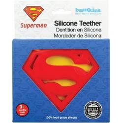 Anneau de Dentition Silicone Superman