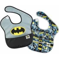 Bavoir avec Poches Batman x2